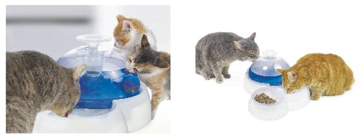 Catit Water Fountain – Trinkbrunnen
